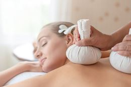 Thai Hot Stem Massage Spa experience gift for a spa day in Edmonton