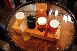 Learn about Vancouver craft beer and spirits of a guided tour.