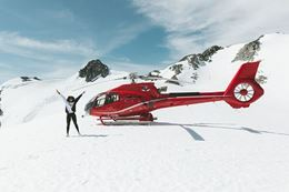 Experience breath-taking views on an exciting Whistler helicopter tour.