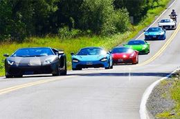 Drive up to 6 Exotic Cars and Supercars in one day, Hamilton, Ontario