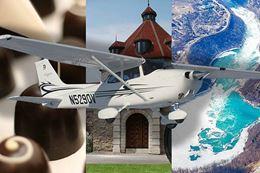Niagara Air Tour, Winery Tour and Chocolate Factory Tour