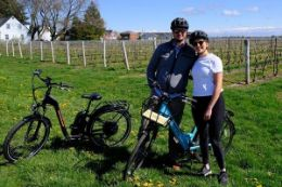 Niagara-on-the-Lake Wine and Cider Tour by E-bike or Scooter