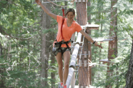 Whistler Aerial Obstacle Course