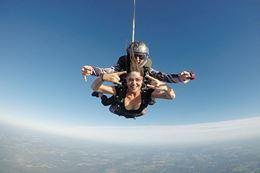 Toronto tandem skydiving experience
