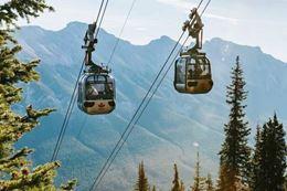 Banff and Its Wildlife Tour with Gondola - Banff National Park