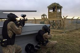 Are you ready to check a Paintball Adventure off your list of fun things to in Calgary?