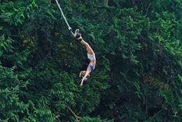 bungy jumping Nanaimo BC