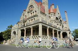 Victoria Tour by Bike, Vancouver Island Sightseeing, Breakaway Experiences