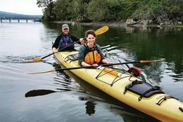 Brentwood Bay Guided Kayak Tour, Victoria BC Vancouver Island