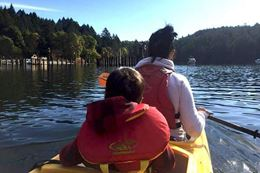 Brentwood Bay Guided Kayak Tour, pacifica paddlesports