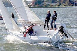 3-hour Toronto Sailing Lesson