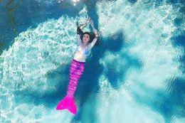 Mermaid Swimming Lesson Montreal