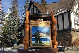 Banff  scavenger hunt style adventure
