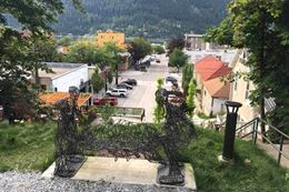 Discover Nelson, BC on a SOCIALLY DISTANCED OUTDOOR scavenger hunt style ADVENTURE