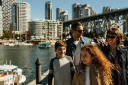 Discover Vancouver, BC on a SOCIALLY DISTANCED OUTDOOR scavenger hunt style ADVENTURE