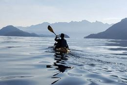 Howe Sound Full Day Kayaking Tour from Granville Island, Vancouver