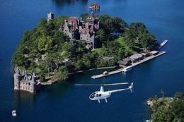 1000 Islands Helicopter Tour, Gananoque, Ontario