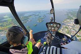 1000 Islands Helicopter Tour, near Kingston, Ontario