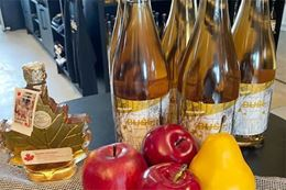 BUSL Cidery tour and 1000 Islands Helicopter Tour