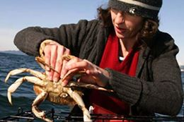 Vancouver Crab Fishing and Feast Tour