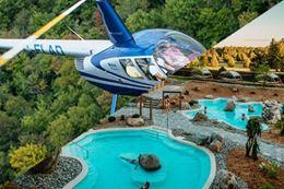 Helicopter Tour and Kōena Spa Experience Ottawa