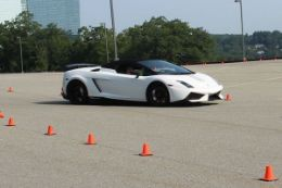 Picture of 3 laps -   Exotic Car Autocross Racing Experience - Atlanta