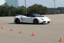 Picture of 5 laps -  Exotic Car Autocross Racing Experience - Chicago