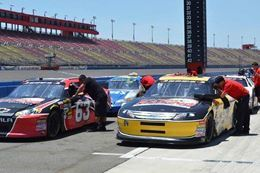 Stock Car Racing Experience, Chicagoland Speedway Breakaway Experiences