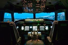 Picture of Flight Simulator Experience - 45 minute flight package