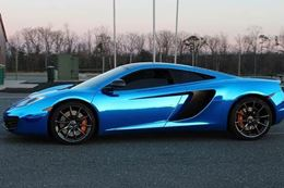 Drive your dream exotic car around an Autocross course at track at Atlanta Motor Speedway.