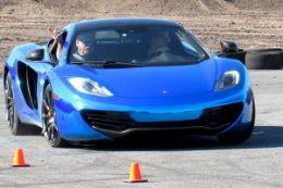 Drive a McLaren, Atlanta Motor Speedway.
