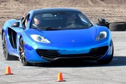 Autocross driving experience at Tucson, Arizona