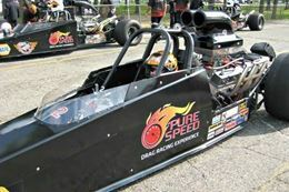 Picture of The Qualifier - Drag Racing Experience - Dallas