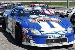 NASCAR style stock car racing experience at Spokane County Raceway, Spokane WA
