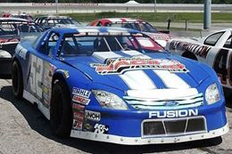 Picture of Taste of Speed - Motor Mile Speedway - 5 laps