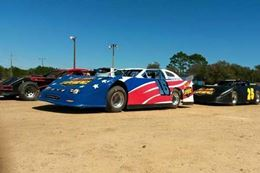 Picture of Ride-Along 3 laps - Dirt Racing - Baps Motor Speedway