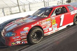 Picture of Ride Along - 3 laps - Caraway Speedway