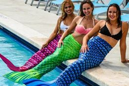 learn swimming techniques, mermaid, Austin, Texas
