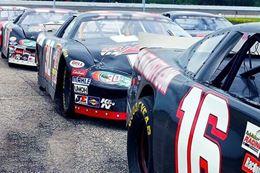 NASCAR Style Racing Experience  Anderson Motor Speedway North Carolina