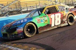 Drive a race car like the NASCAR pros do at Phoenix Raceway, Phoenix AZ