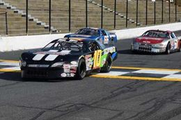 Drive a stock car like the NASCAR pros do at Five Flags Speedway, Pensacola FL