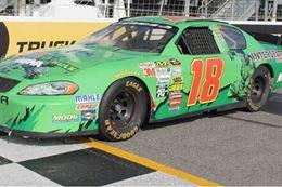 Drive a NASCAR style race car like the pros do at World Wide Technology Raceway, St. Louis.