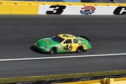 Drive a stock car like the NASCAR pros do at Charlotte Motor Speedway, North Carolina