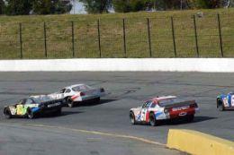 Drive a NASCAR style stock car race at Riverhead Raceway, Long Island NY