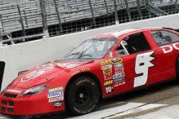 Drive a NASCAR style stock car like the pros do at Memphis International Raceway, Memphis, Tennessee.